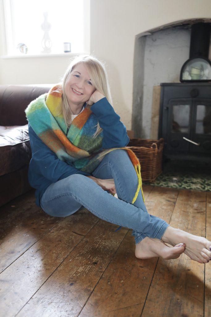 Emma sitting